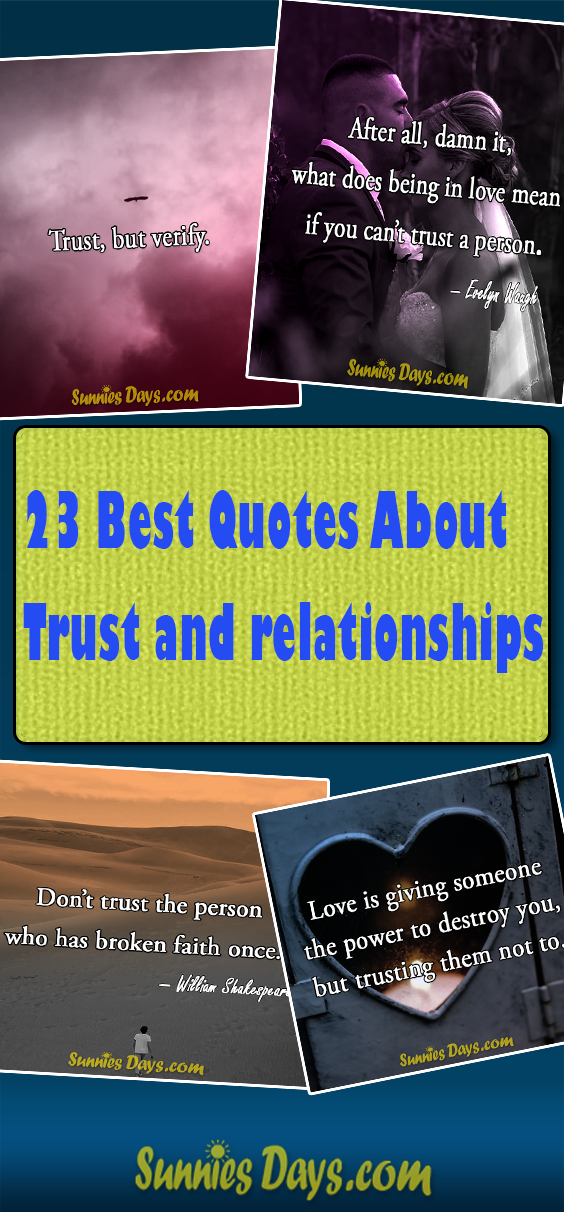Trust, Quote, relation, confidence, social, life