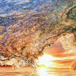 Ocean, gorgeous, amazingview, sunset, surfing, smartphonewallpaper, calm, wave, sea, Iphone, Samsung, HDwallpaper