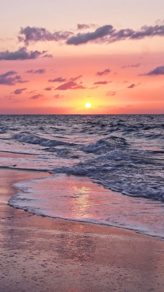 beach, gorgeous, amazingview, sunset, sand, Dreamy, Summer smartphonewallpaper, calm, sea, Iphone, Samsung, HDwallpaper