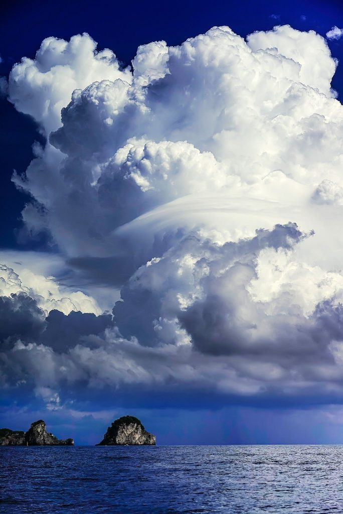 Surprisingly Curious And Interesting Cloud Photography #clouds #sea #curious #photography #mediterranean #ocean #Iphone