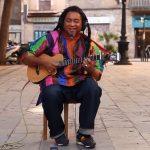music, talent, human, musicians, artists, instruments, guitar, guitarist, sharing, love, song, La Bamba, kids, world,