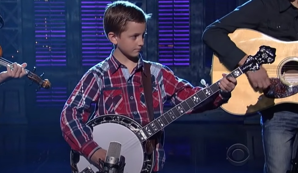 talented, gifted, kids, brothers, instruments, banjo, music, bluegrass, band, little, show, west, american, song, amazing, professional, impressive;
