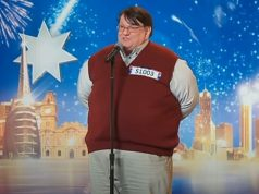 AGT, Talent, Voice, Performance, Unbelievable, Weight,