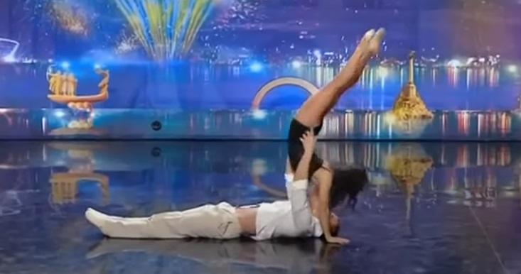dance, talent, gifted, couple, got talent, modern dance, skills, unbelievable, amazing,