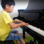 talent, pure, kid, boy, amazing, piano, piece, music, video, magnificent, impressive, adorable, smile, cute, bumblebee,