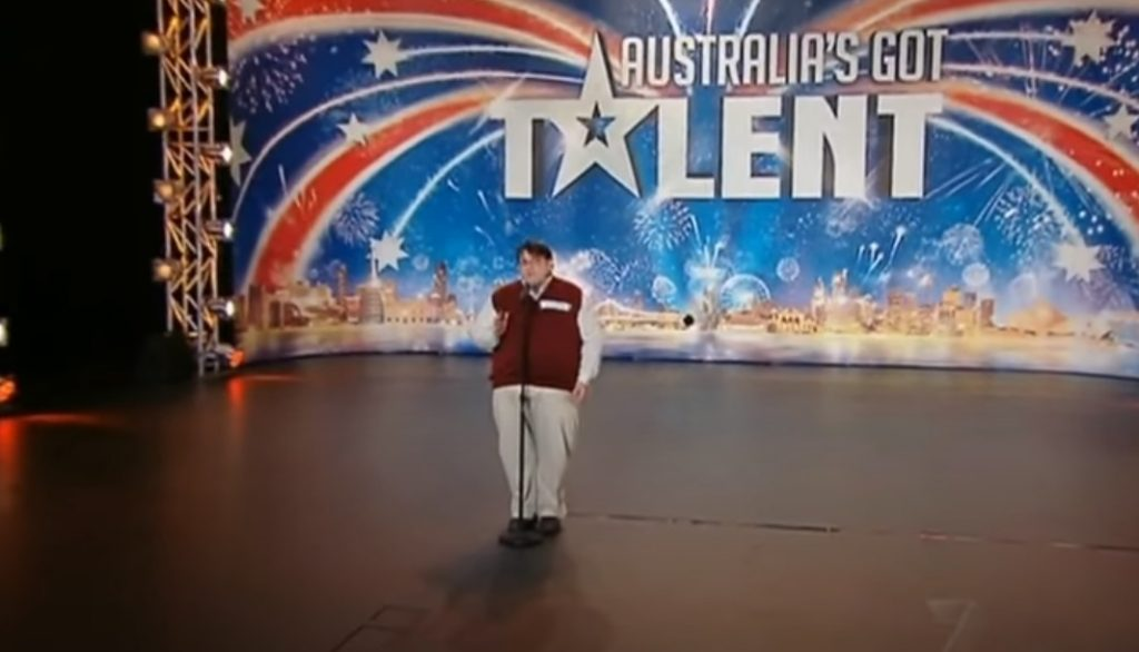 AGT, Talent, Voice, Performance, Unbelievable, Weight,