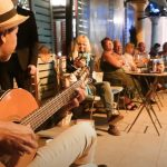 talented, flamenco, guitar, performer, guitarist, song, bee gees, amazing, audience, impressive