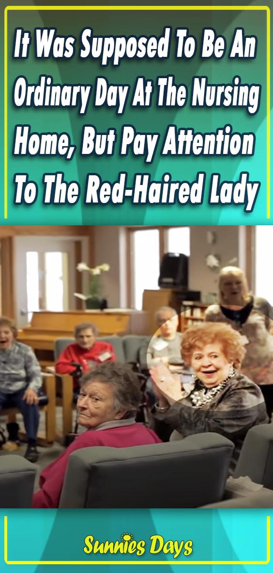 Elderly, Women, Nursing, Makeup, Funny, Smile,