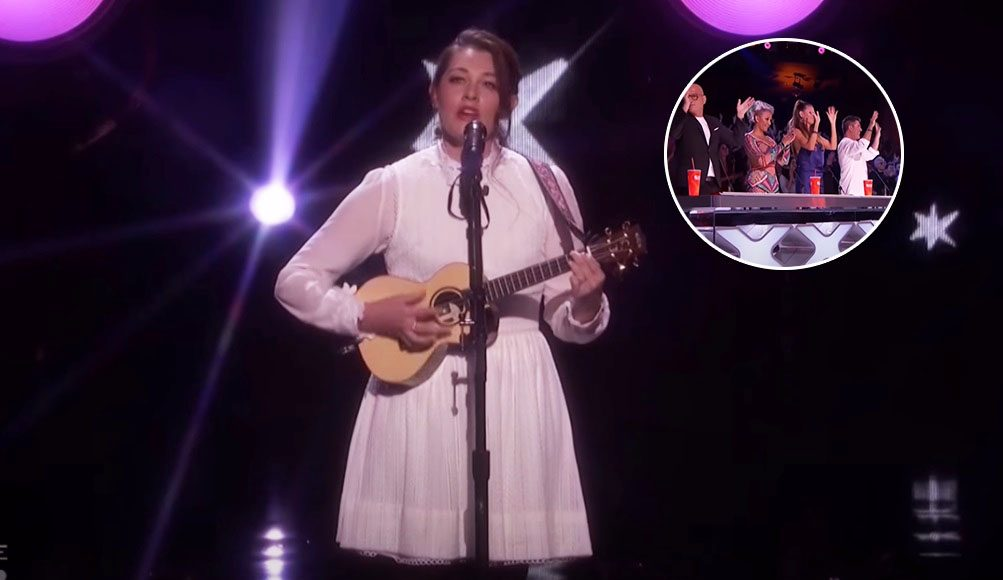 Deaf, AGT, Talent, Song, Gifted, Voice,