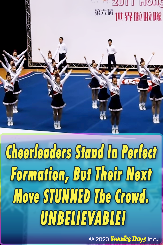 Talent, Skills, Spectacular, Cheerleaders, Flexible, Circus,