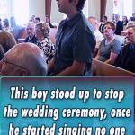 Song, Flashmob, Wedding, Ceremony, Sweet,